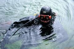 Talvehooaja esimesed sukeldumised